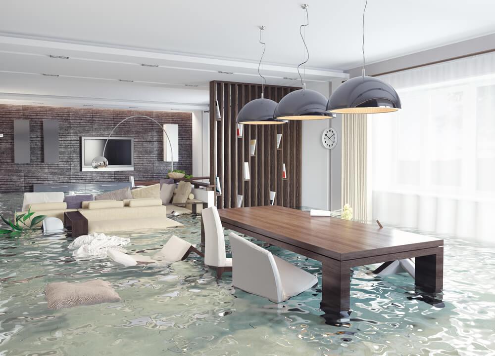 איך מתמודדים עם נזקי הצפה